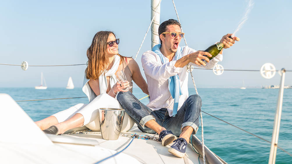 Top Five Occasions to Celebrate on a Yacht